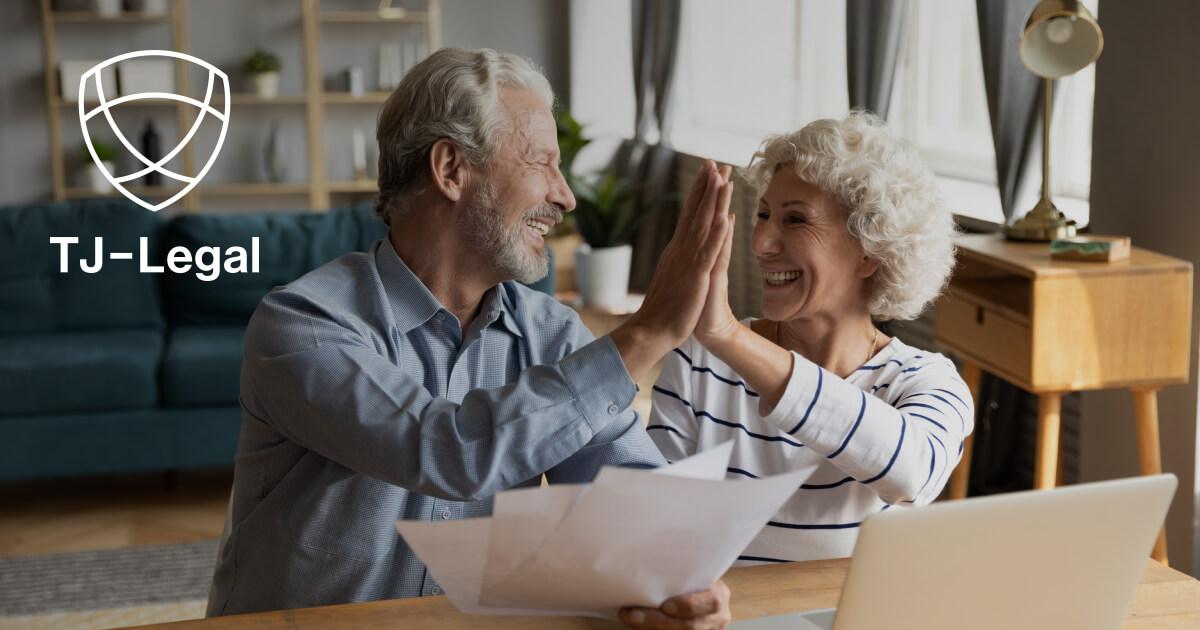 Seniori se teší z rakouského důchodu