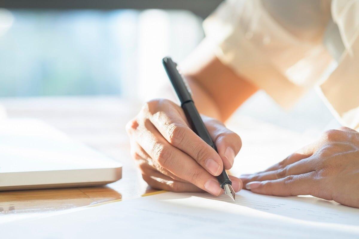 Vyplňování formuláře Lohnzettel (L16)